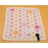 方巾 - 粉紅色