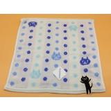 方巾 - 藍色