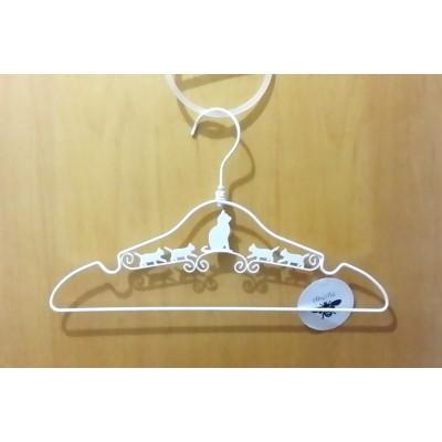 衣架 - 三角形 - 白色