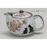 九谷燒日式茶壼 - 日本製