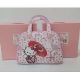 Hello Kitty 輕便袋 - 紙傘 - 粉紅色