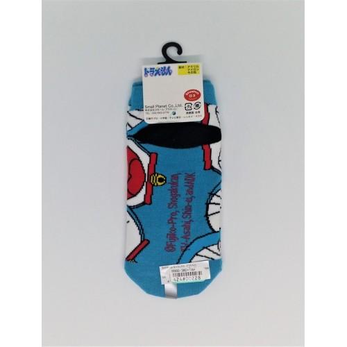 Doraemon表情多多女裝短襪