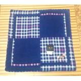DAKS 方巾 - 藍色