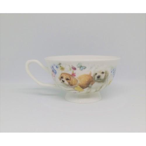 英式茶杯 + 碟禮盒裝