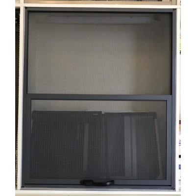防貓金鋼網窗 - 向上/向下趟