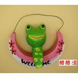 吊飾 - WELCOME