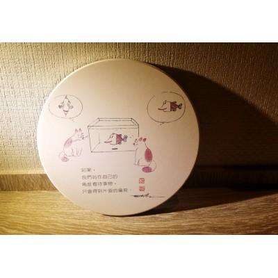 吸水杯墊 - 魚缸 - 台灣製