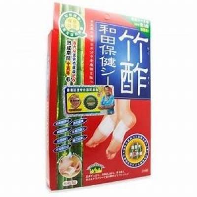 和田竹酢保健貼 - 日本製 - 3盒裝