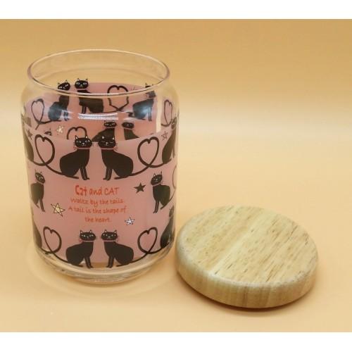 儲物罐 - 粉紅色