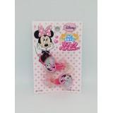 馬尾圈 - 米妮老鼠 - 粉紅色 - 日本製