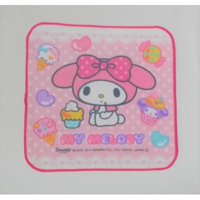 My Melody小毛巾 - 大Melody公仔 - 日本製